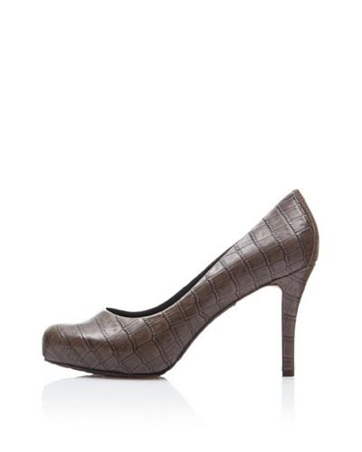 Rockport Zapatos de Salón Plataforma Fossil Marrón