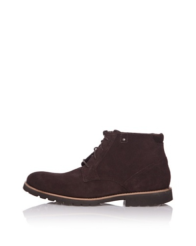 Rockport Botas Casual LHB Chocolate