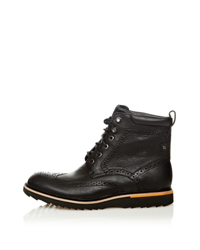 Rockport Botas Casual Union Street Wing Negro