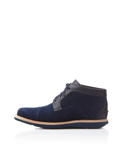 Rockport Botas Casual Escap Azul