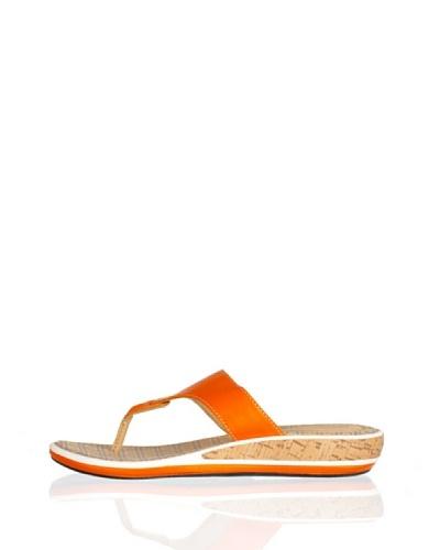 Rockport Sandalias Casual Jaque Naranja