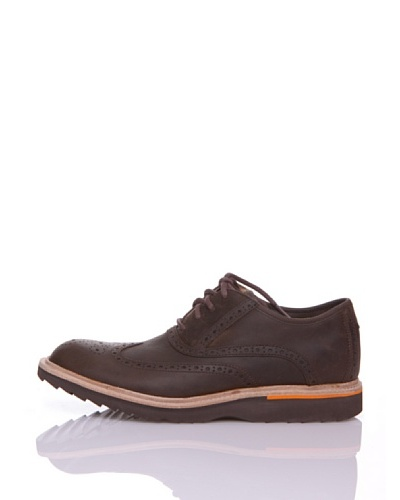 Rockport Zapatos Casual Union Street Wing Chocolate