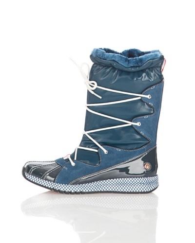 Rockport Botas Nieve Zana Azul