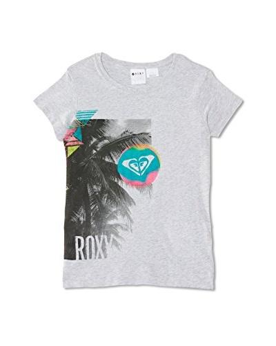 Roxy Camiseta Lanzhou Gris