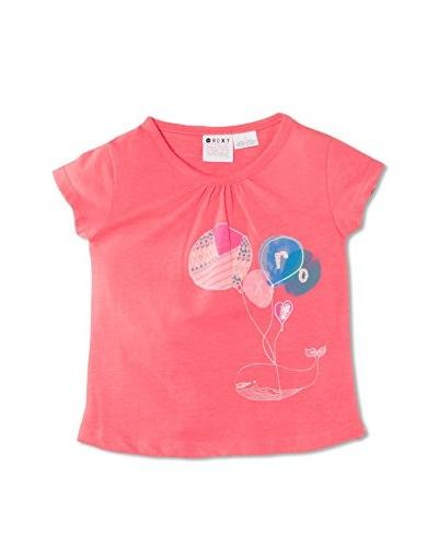 Roxy Camiseta Changsha Coral