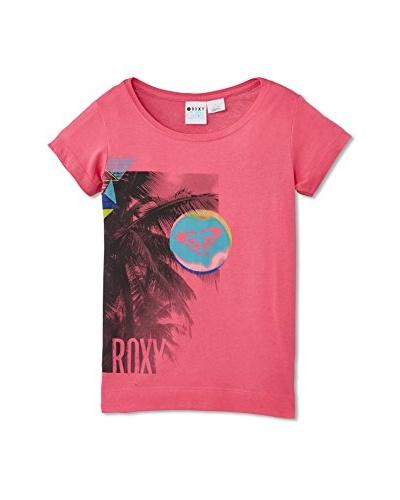 Roxy Camiseta Changchun Rosa