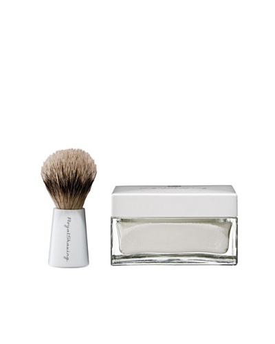 Royal Shaving Jabón + Brocha de afeitar