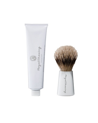 Royal Shaving Crema Afeitado + Brocha
