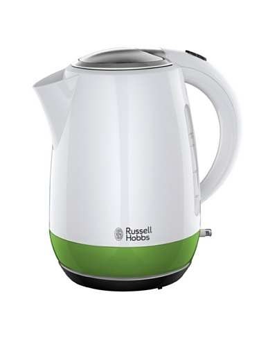Rusell Hobbs Kitchen Collection hervidor 2200 W 1,7 L blanco / verde