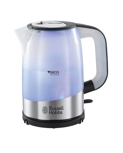 Rusell Hobbs Purity hervidor BRITA 2200 W 1 L de agua y 0,5 L para filtrar