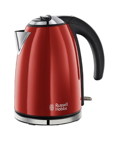 Rusell Hobbs Colours Flame Red hervidor 2200 W 1,7 L rojo
