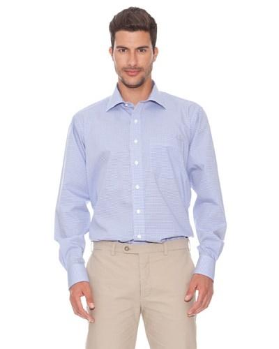 Rushmore Camisa Dogo Azul Marino / Blanco