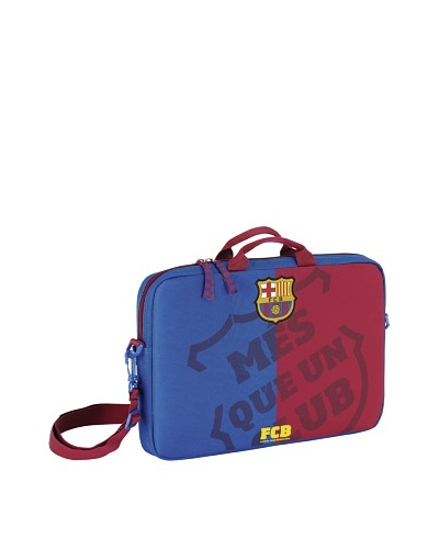 F.C. Barcelona Funda Ordenador 15,6 40x27