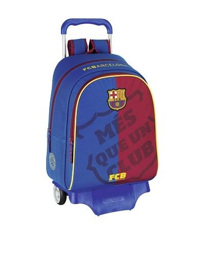 F.C. Barcelona Mochila Ruedas 33x43