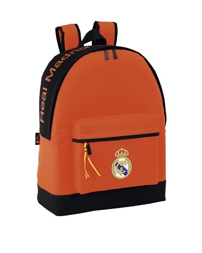 Real Madrid Day Pack Naranja 32x43x15