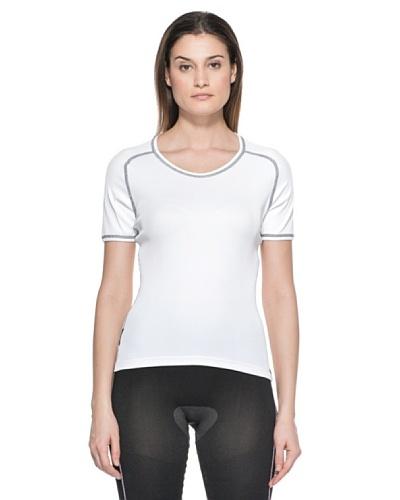 Salewa Camiseta Aurora Blanco