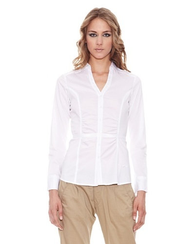 Salsa Camisa Básica Blanco