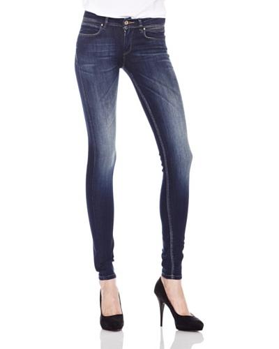 Salsa Jeans Confort Skinny Azul