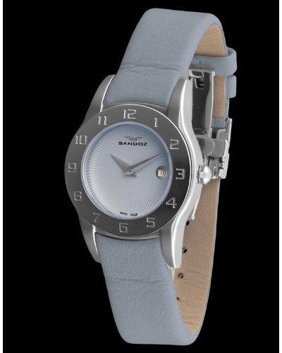 Sandoz 72544-03 - Reloj Col. Alba Señora azul