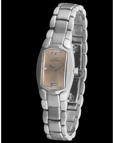 Sandoz 73508-04 - Reloj Señora Diamonds Dial acero