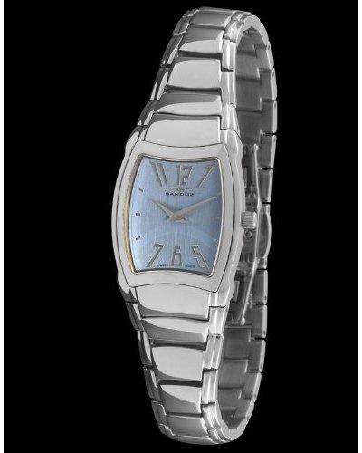 Sandoz 71576-03 - Reloj Col. Diver Señora brazalete metálico dial azul
