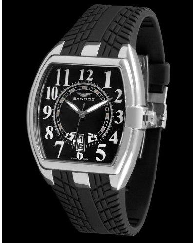 Sandoz Reloj Fernando Alonso negro