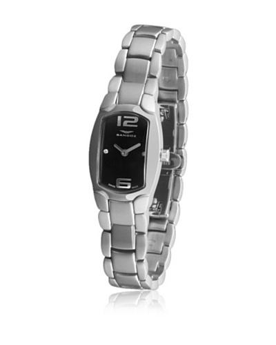 Sandoz 73508-05 - Reloj Señora Diamonds Brazalete Acero Negro