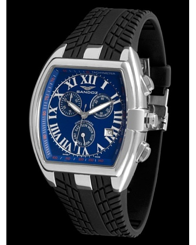 Sandoz 81255-03 - Reloj Fernando Alonso Caballero azul