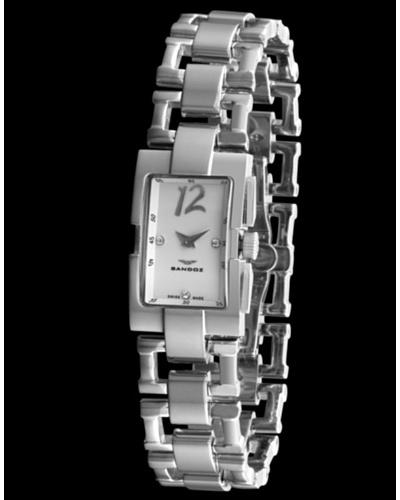 Sandoz 73506-00 - Reloj de Señora metálico