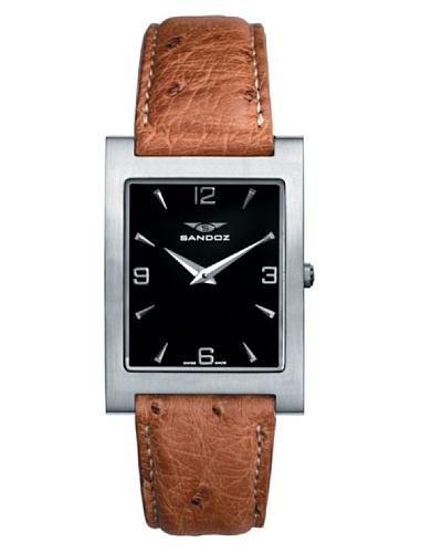 Sandoz 81229-05 - Reloj de Caballero de piel