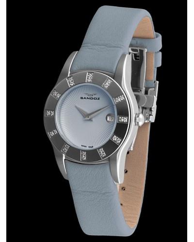 Sandoz 72544-73 - Reloj Col. Alba De Diamantes Azul