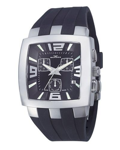 Sandoz 73515-05 - Reloj de Caballero de caucho
