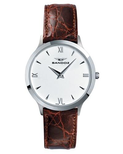 Sandoz 81217-00 – Reloj de Caballero de piel