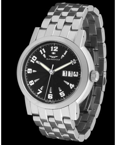 Sandoz 72553-05 - Reloj de Caballero metálico