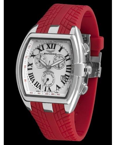 Sandoz 81255-02 – Reloj Fernando Alonso Caballero blanco