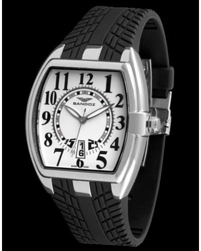 Sandoz 81253-00 - Reloj de Caballero metálico