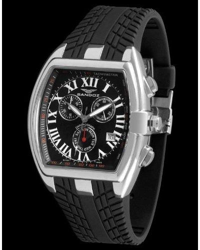 Sandoz 81255-05 – Reloj Fernando Alonso Caballero negro