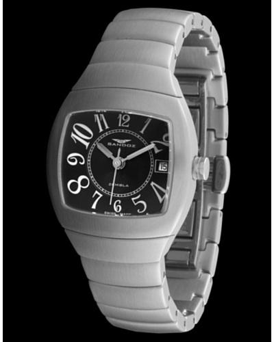 Sandoz 82502-06 - Reloj de Señora metálico