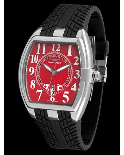 Sandoz 81253-07 - Reloj Fernando Alonso Caballero rojo