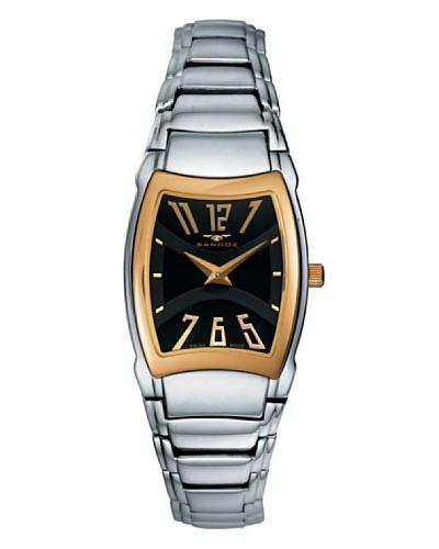 Sandoz 71578-15 - Reloj De Señora Brazalete Metálico Dial Negro