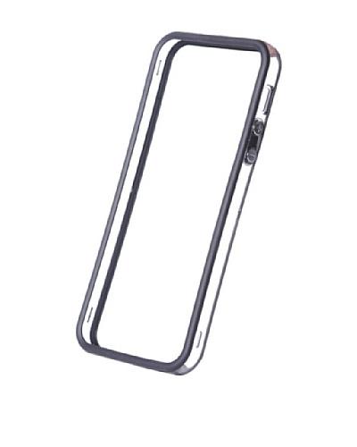 Protección Bumper Color Negro Para iPhone 5