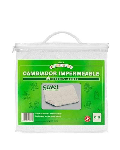 SAVEL Cambiador Rizo Impermeable Bebé