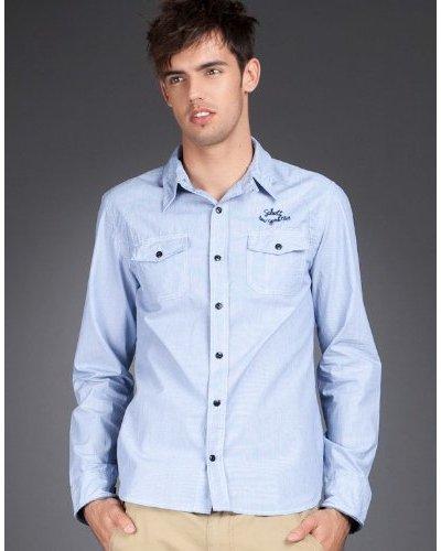 Schott Nyc Camisa Check