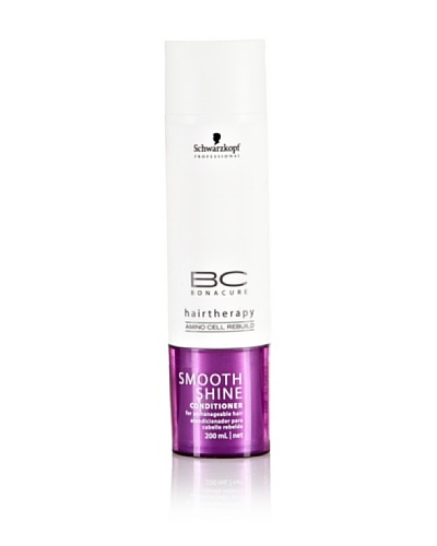 Schwarzkopf BC Smooth Shine Acondicionador 200 ml
