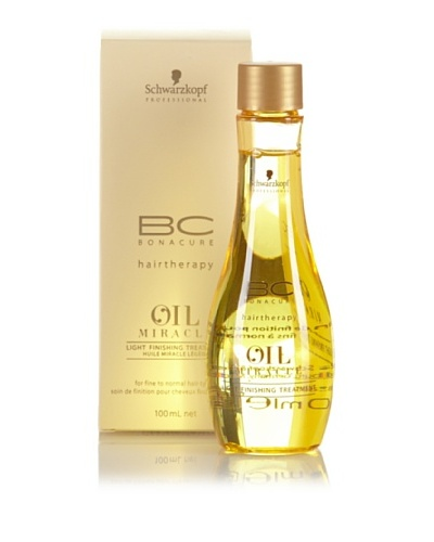 Schwarzkopf BC Oil Miracle Light Finishing Treatment 100 ml