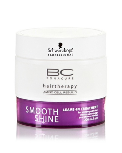 Schwarzkopf BC Smooth Shine Live in Treatment 200 ml