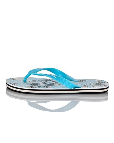Scorpion Bay Chanclas Turquesa
