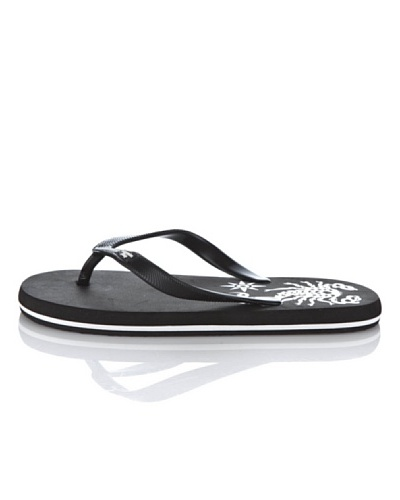 Scorpion Bay Chanclas Negro