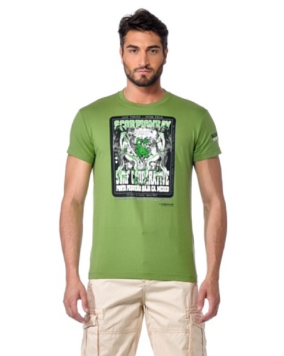 Scorpion Bay Camiseta Base Pistacho