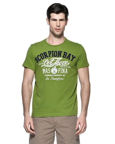 Scorpion Bay Camiseta Cherokee